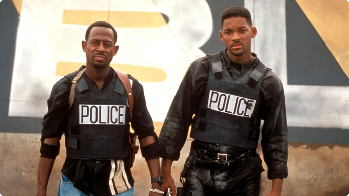 Happy Birthday to the Bad Boy himself, Martin Lawrence!