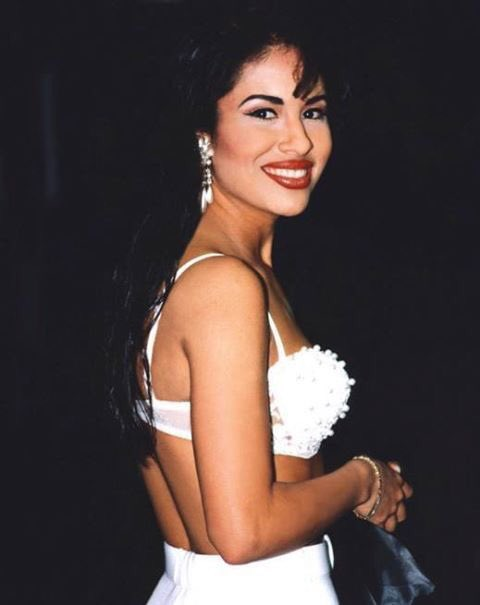 Happy Birthday to the beautiful, QUEEN, Selena Quintanilla. RIP, angel.