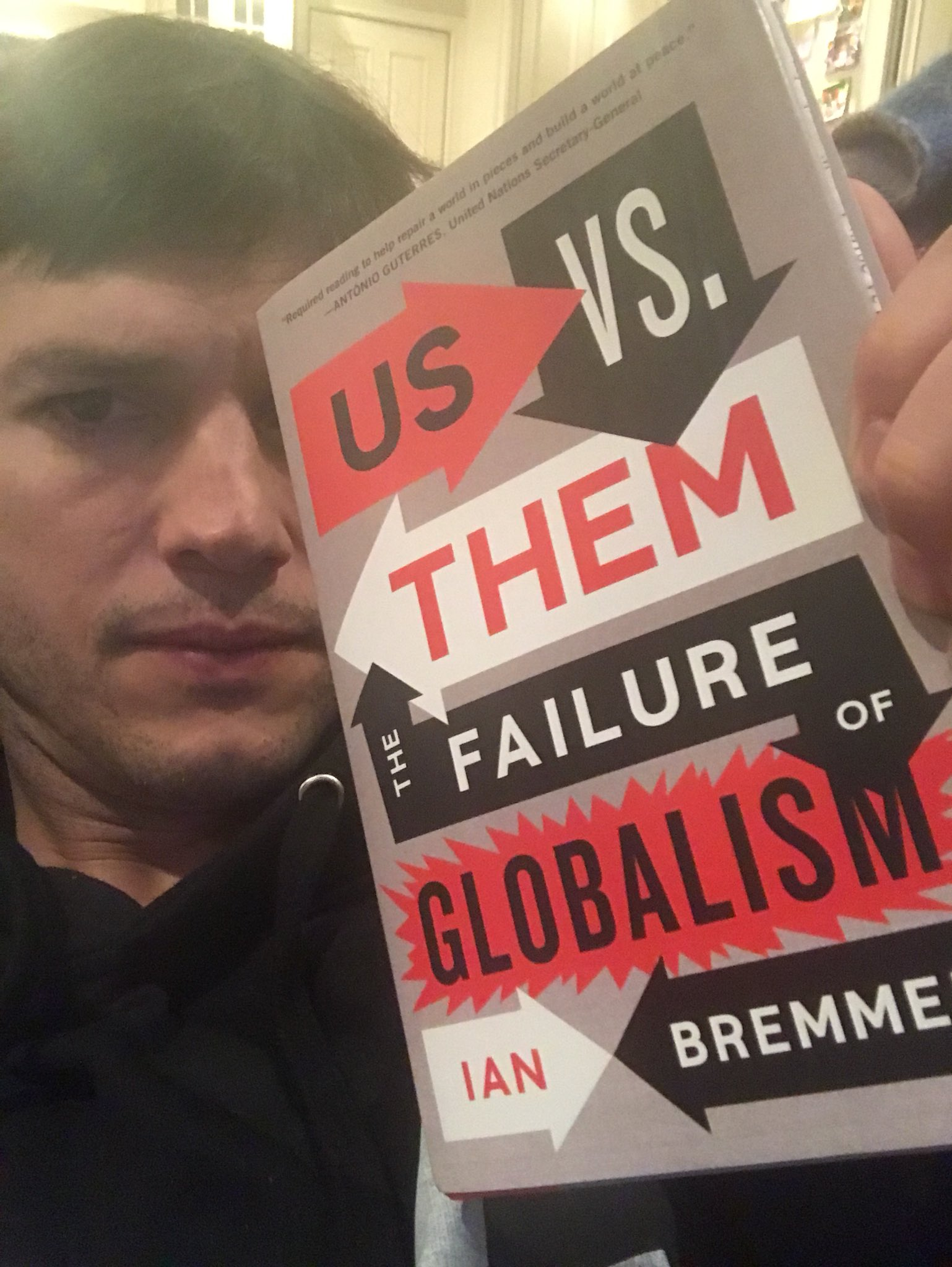Ripping into this Badboy tonight. Let's hope @ianbremmer predicts a we.  �� https://t.co/kpw1dMoBYg