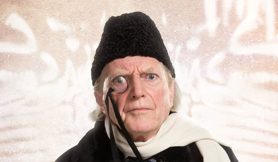 Happy Birthday, David Bradley -