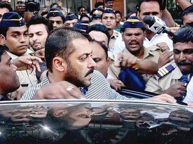 Image result for 20 वर्ष बाद न्यायालय की रजा, सलमान को 5 वर्ष की सजा