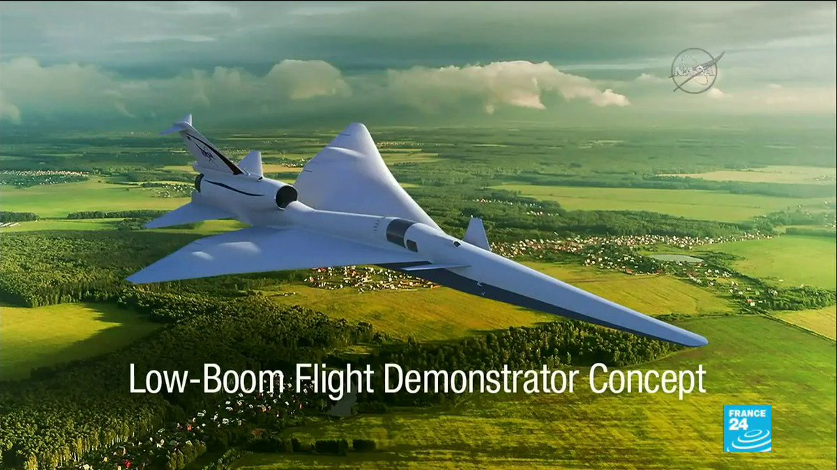 ?? X-Plane: NASA hires Lockheed Martin to build commercial supersonic plane