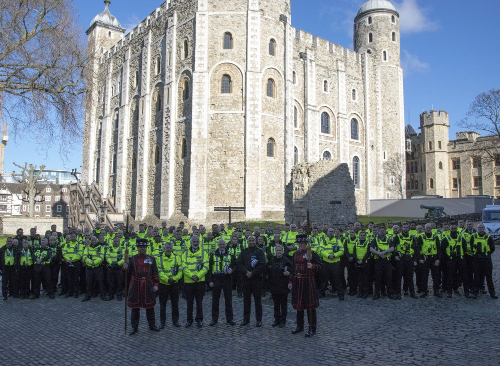 Counter terrorism tactic Project Servator goes live across the whole of London https://t.co/GIF4gDWwlW https://t.co/iI61UbzPaO
