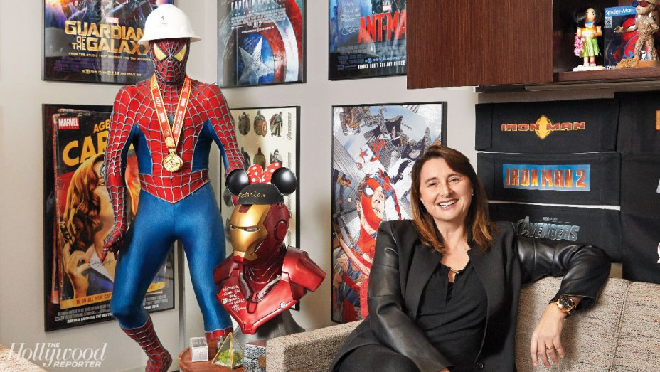 .@Marvel's production chief: How I keep the @Avengers on schedule and on budget