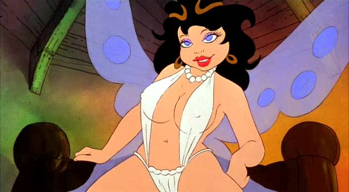 """Next cosplay goal: Elinore from Ralph Bakshi's """"Wizards."""" KG0Pqro7c7"""