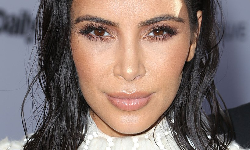 Kim Kardashian's favourite mascara costs just £8