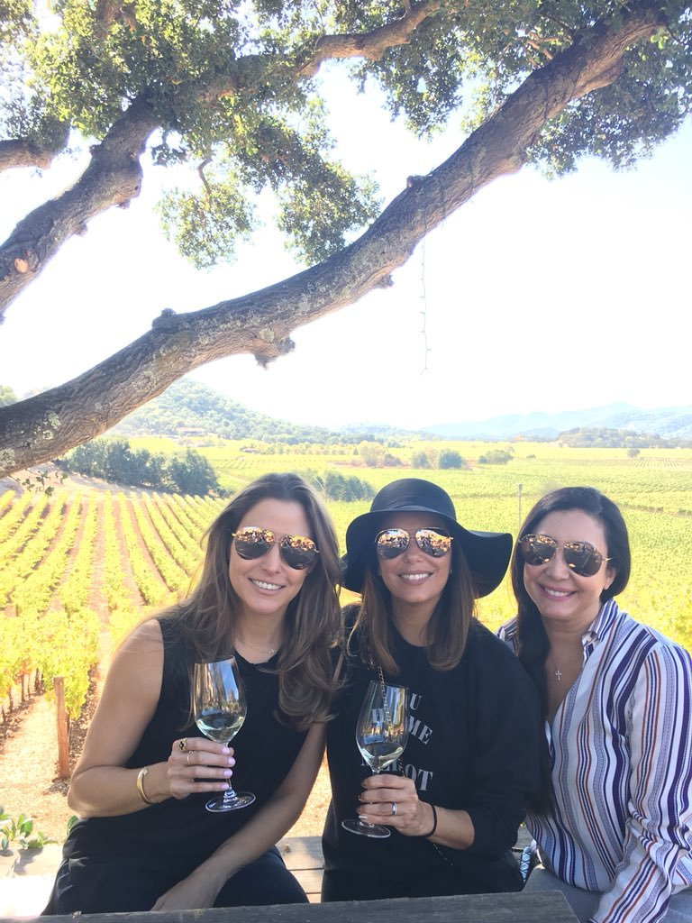Oh Napa how I miss you! And my girls @ClaudiaZapata and @MariaRBravo too! https://t.co/Ri5gZKkHjp