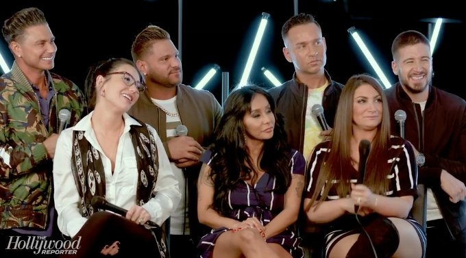 The Cast of JSFamilyVacation recalls memorable quotes from original @MTV series