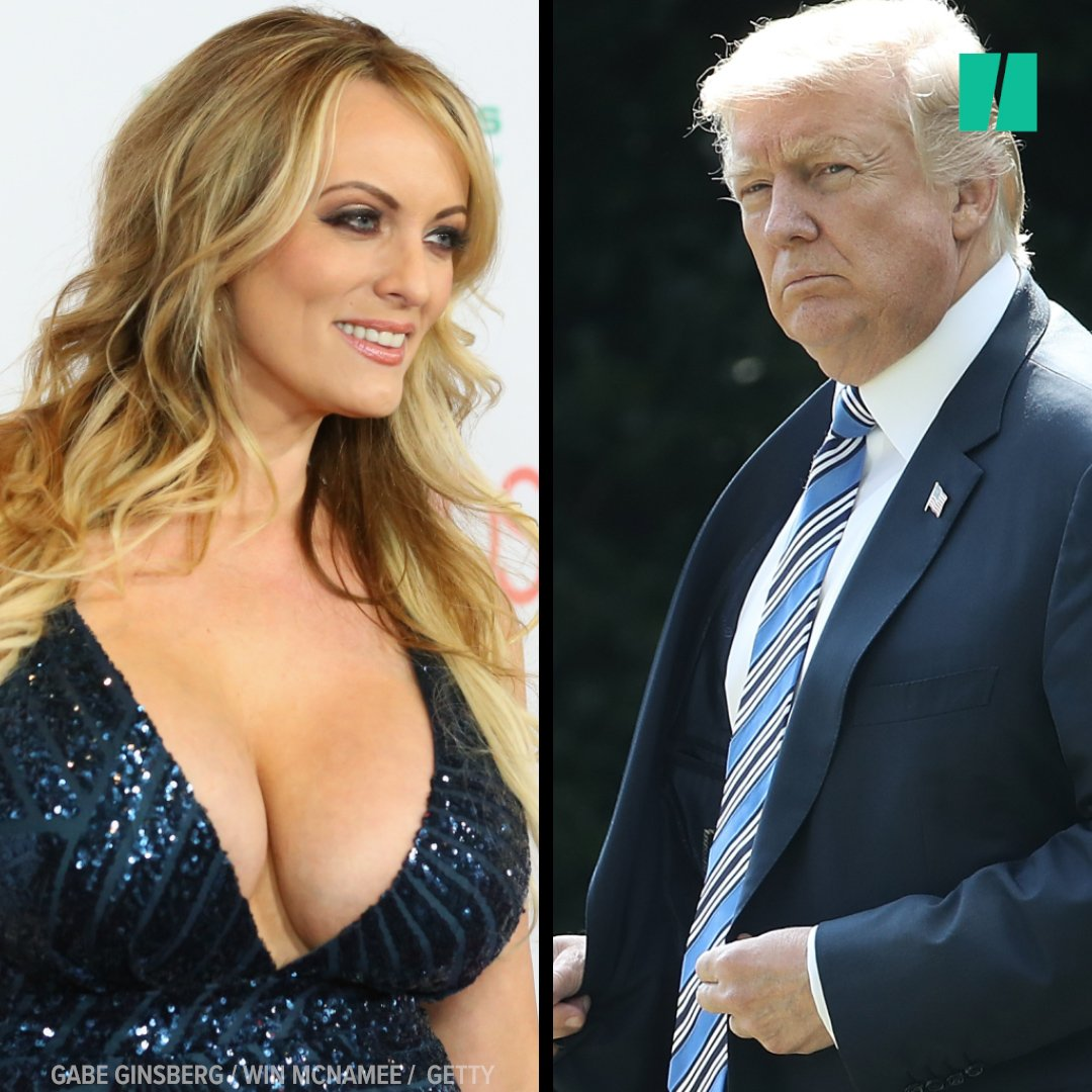 For the first time, we're hearing Trump's side of the Stormy Daniels story. https://t.co/CDxhaZkfiq