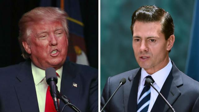 Mexican president to Trump: Direct your frustrations at your Congress, not Mexicans https://t.co/wM5BcaF0id https://t.co/SEjCWPORVR