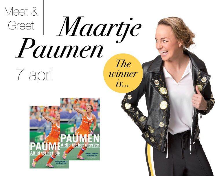 test Twitter Media - Morgen, Zaterdag 7 april ben ik van 14.00 tot 15.30 aanwezig bij Berden Mode in Heerlen. Kom je langs om een handtekening te scoren?🙋 #seeyouthere #totmorgen https://t.co/JqUmzt6Mof