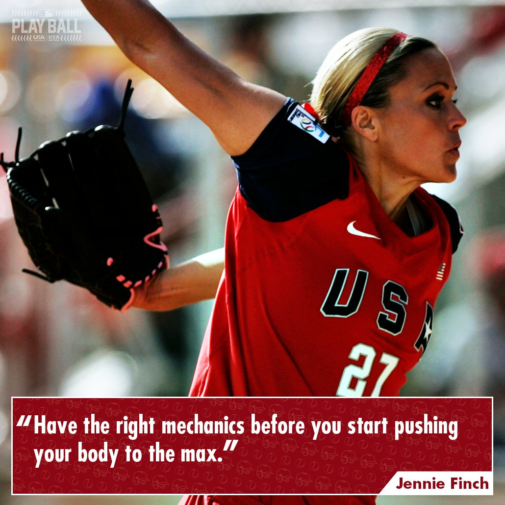 Softball players, step inside the circle with @JennieFinch to improve your pitching. https://t.co/PvKkCaUu74 https://t.co/TYChTbMbkx
