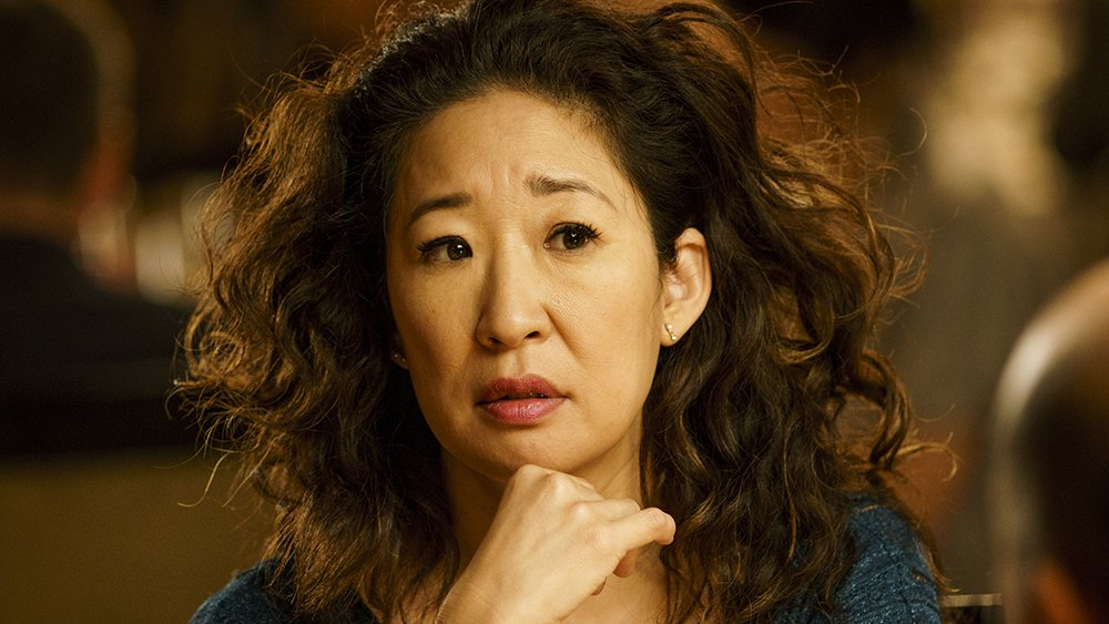 TV review: KillingEve with @IamSandraOh on BBC America