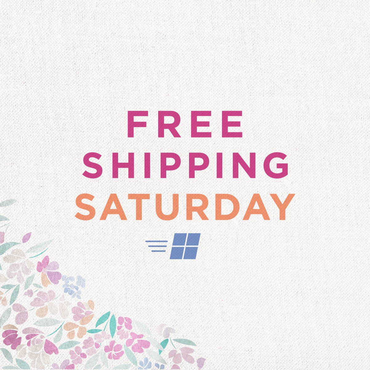 Free Shipping on the Lisa Rinna Collection at @QVC!  Today only! April 7th! https://t.co/ckAvkhdfoS https://t.co/XgepNVYGPz