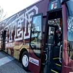 RT @REYER1872: Off to #ReggioEmilia 🚎🏀! #RoadGame #LaStoriaContinua #finoallafine https://t.co/mJebUO849b