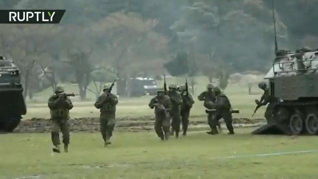 'The time has come': Japan activates its first marine unit since WWII