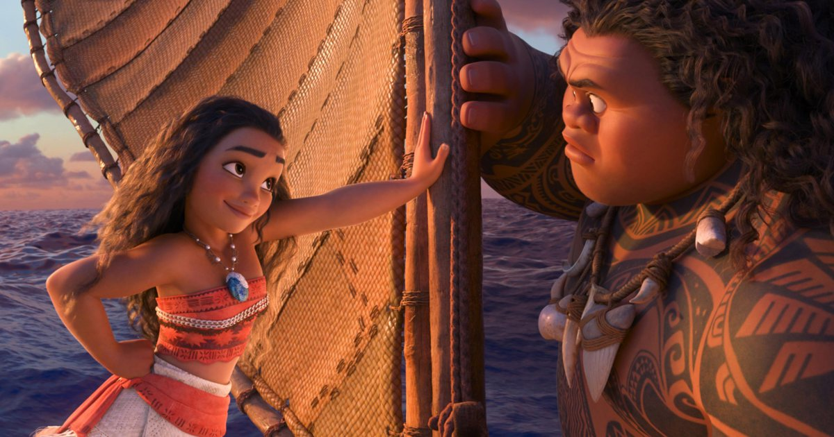 8 lost storylines from Disney's Moana revealed:
