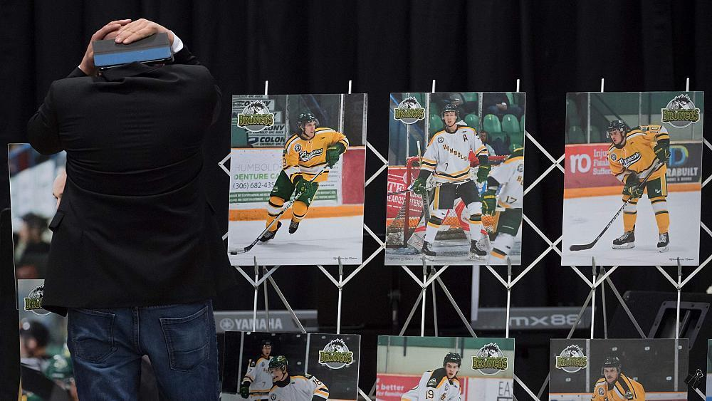 Canadian hockey players who died in collision identified