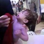 China backs probe into suspected Syria chemical attack; Gulf states condemn incident