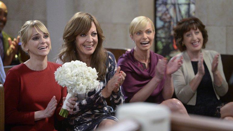 Mom renewed for season 6 at @CBS