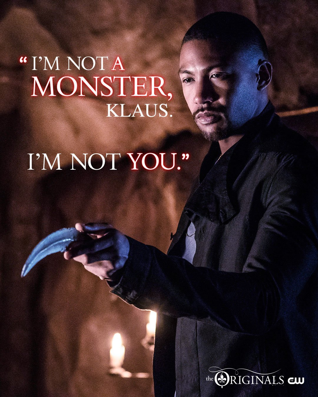 Friends. Brothers. Eternal enemies. #TheOriginals returns Wednesday, April 18 on The CW! https://t.co/nkTpJnCyHL
