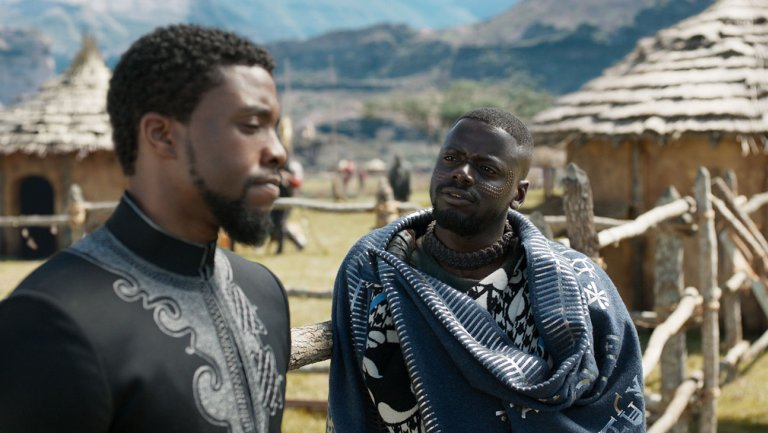 Disney looks to stop Redbox from selling BlackPanther download codes