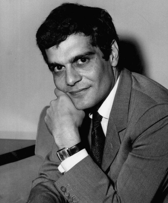 Happy 86th birthday to the one  and only Omar Sharif!