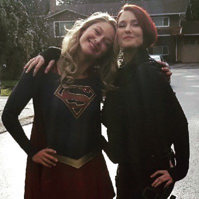I love Chyler Leigh. She is my sister. She s my soul sister. - Melissa Benoist  Happy Birthday Chyler Leigh !!!