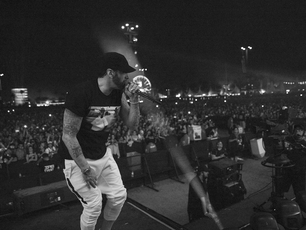 #COACHƎLLA HIT THE SITE FOR WEEKEND 1 GALLERY @50cent @drdre @SkylarGrey @BebeRexha https://t.co/a8KntLivDB https://t.co/TjRSmkjmXg
