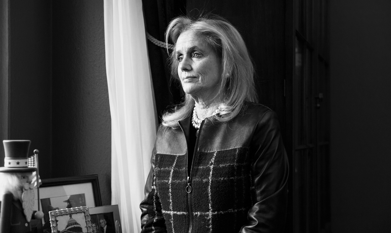 Debbie Dingell has seen opioids tragedy and pain up close: https://t.co/OGvSIoFIsN https://t.co/07WoaUvc7o