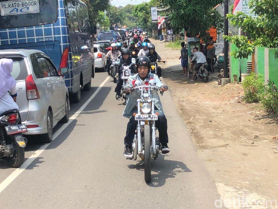 Polisi: Motor Chopper Jokowi Sudah Lolos Uji Kemenhub https://t.co/elruFjLMMA https://t.co/YRn0lA96BE
