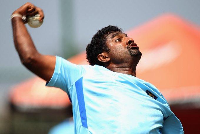 BBCSport: Happy birthday, Muttiah Muralitharan! Their wickets aren\t safe