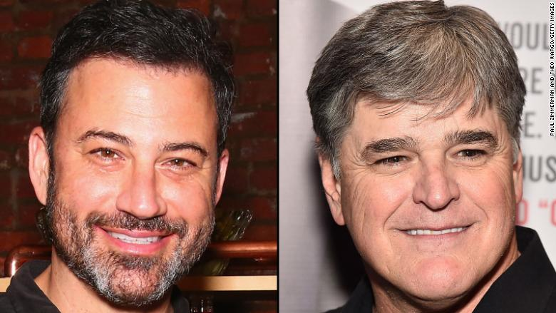 Jimmy Kimmel mocks 'my pal' Sean Hannity over Trump lawyer bombshell https://t.co/SOlra4MTla https://t.co/1OMRVBDJEq