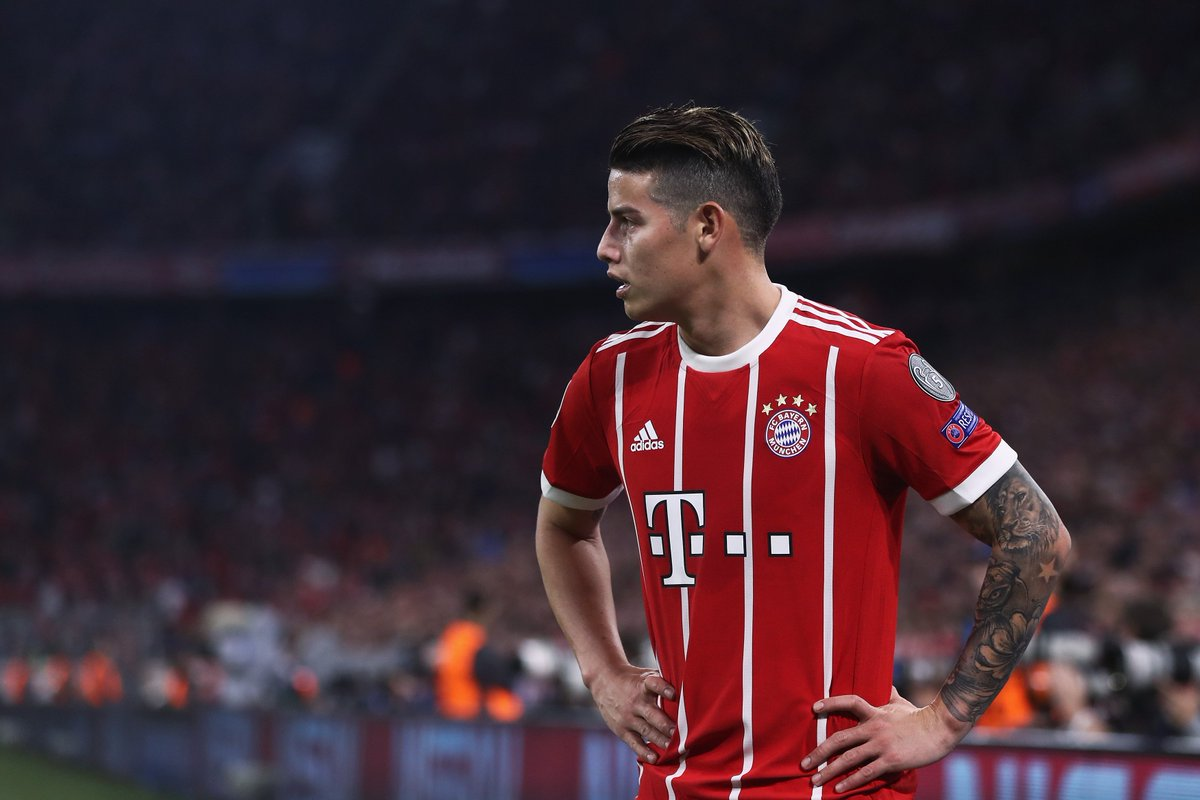 ChampionsLeague james rodriguez