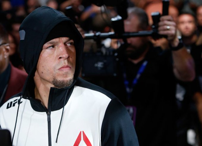 Happy birthday Nate diaz....