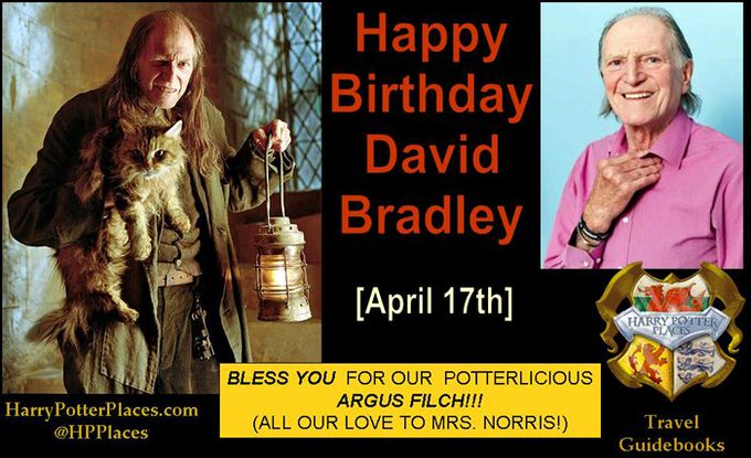 Happy Birthday to David Bradley!