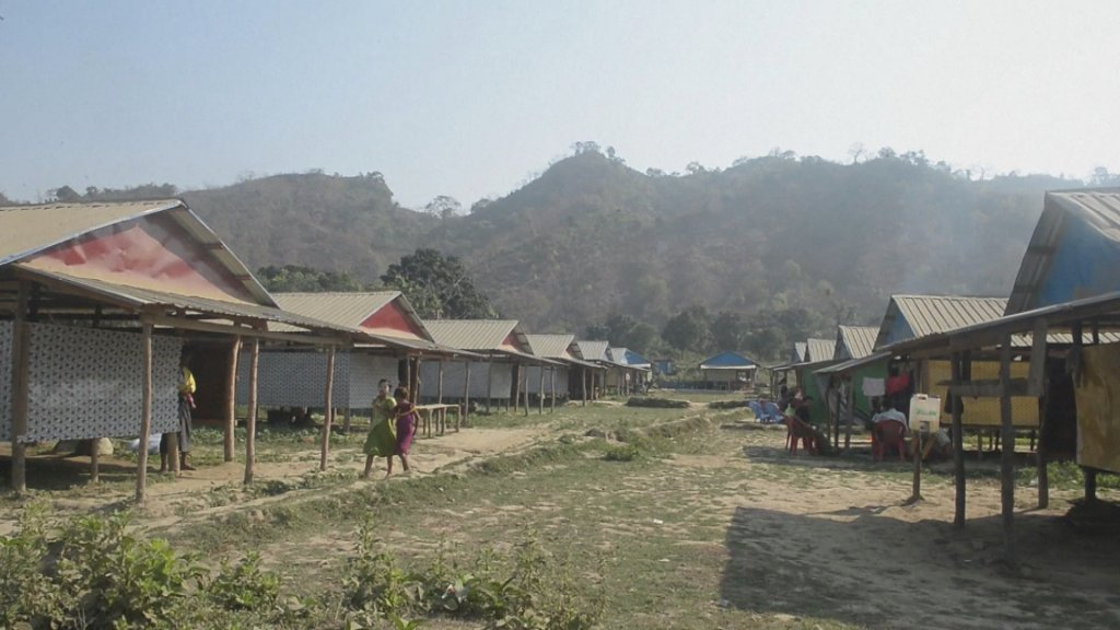 ACCESS ASIA - Myanmar builds over destroyed Rohingya villages