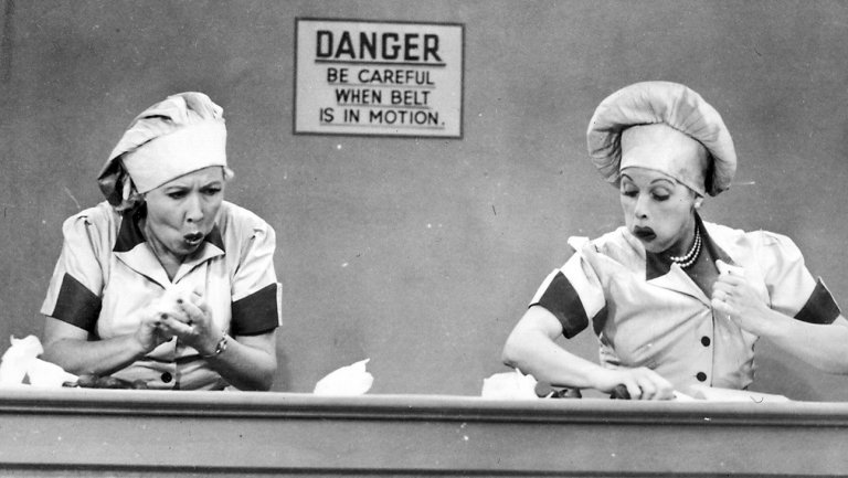 Lawsuit contends CBS doesn't own term coined by 'I Love Lucy' stars