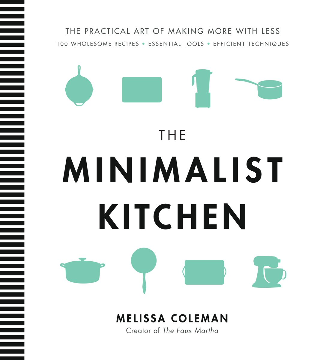 """Grab your copy of """"The Minimalist Kitchen"""" by @thefauxmartha available now!"""
