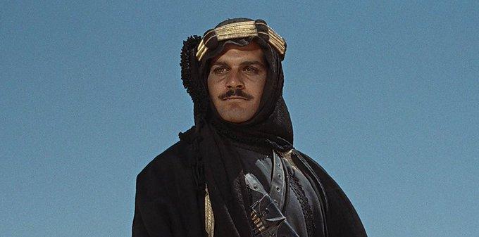 Happy Birthday Omar Sharif!!