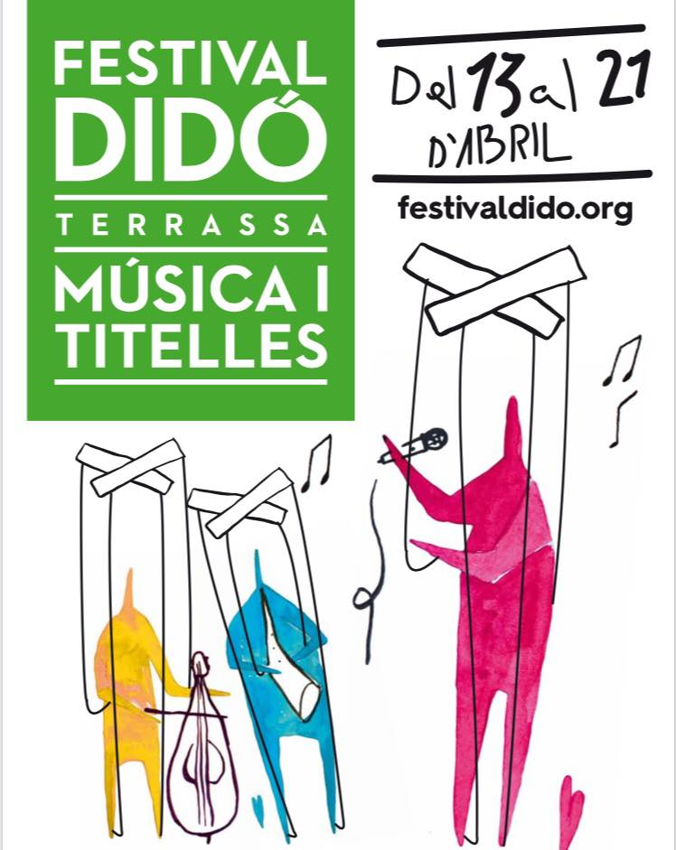test Twitter Media - Festival DIDÓ. Del 13 al 21 d'abril https://t.co/IABIGz6inB https://t.co/ZxyKMxqzol
