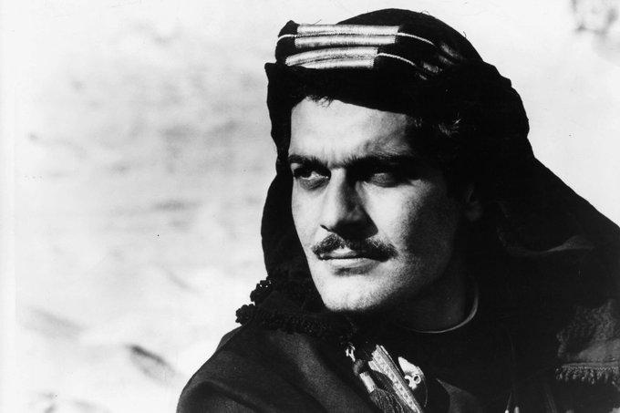 Happy Birthday Omar Sharif