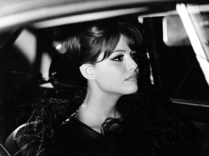 Happy 80th Birthday Claudia Cardinale!