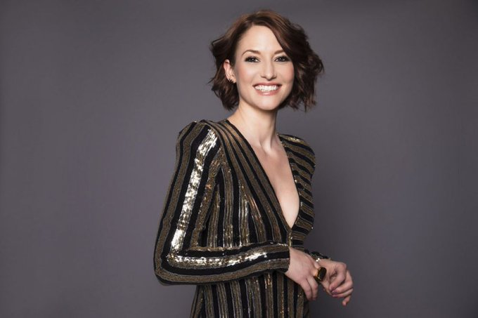 Happy birthday Chyler Leigh!