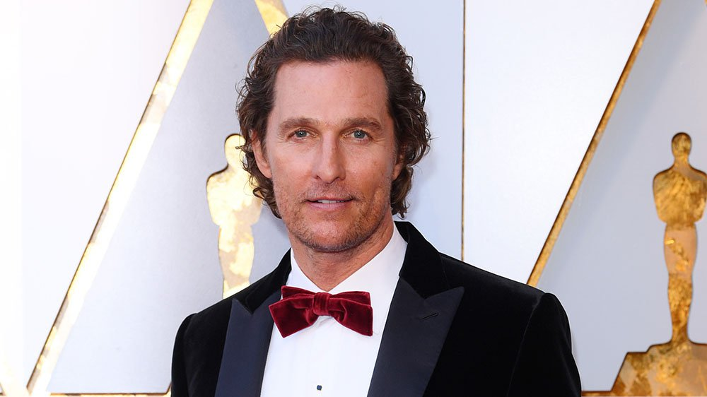Sony Pictures pushes Matthew @McConaughey's 'White Boy Rick' back a month