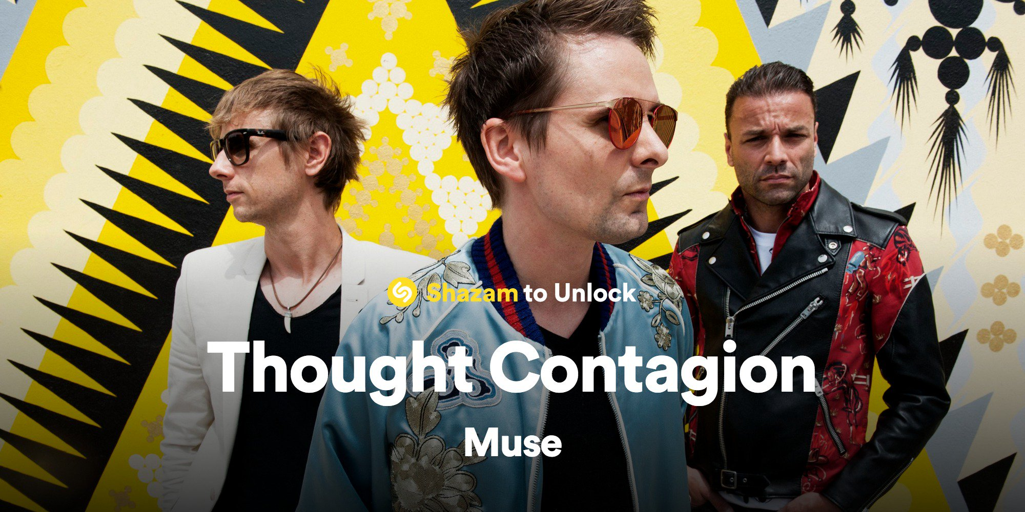#Shazam #ThoughtContagion by @muse to unlock an exclusive video! ������ https://t.co/BsPqGym8Kr