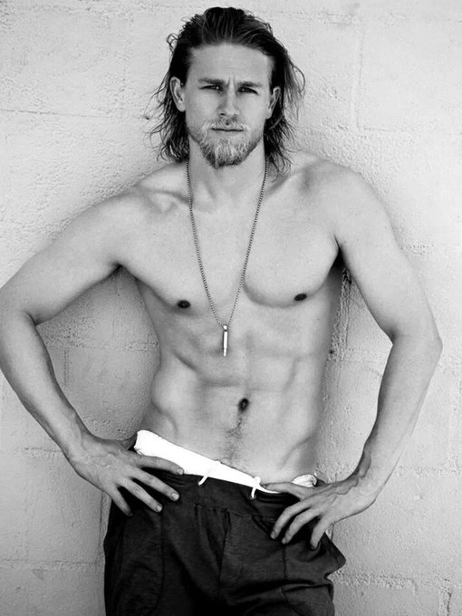 Happy Birthday to the sexy Charlie Hunnam!
