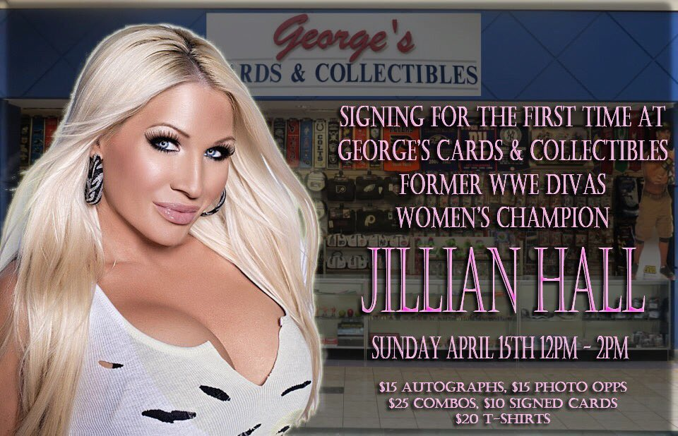 Then on Sunday, 4/15, come meet me here!!! #kissingbabies https://t.co/HUH3NPzr21