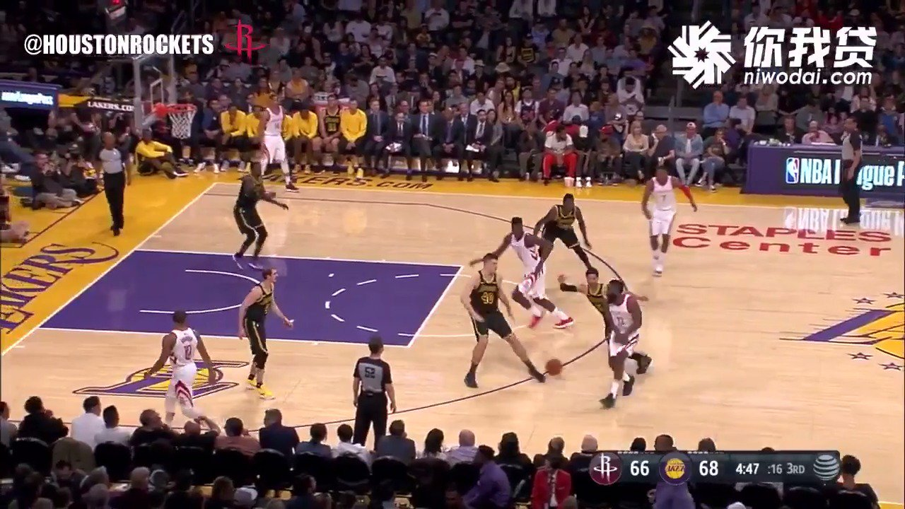 The #MVP was dropping dimes last night.   �� 21 Points  �� 10 Assists https://t.co/HOae3vNf44