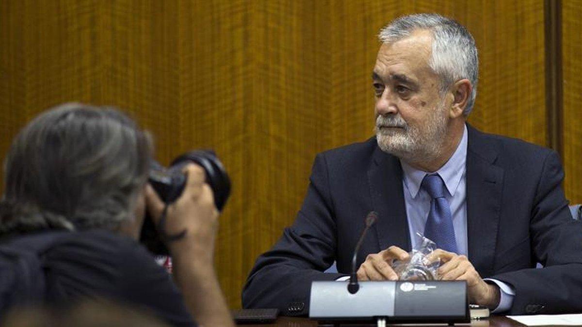 ⏺ DIRECTO | El expresidente an josé antonio griñán